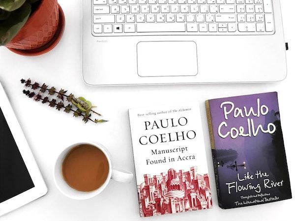 La lista con los mejores libros de Paulo Coelho