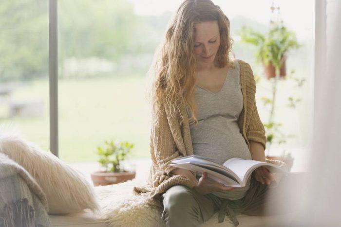 Libros sobre embarazo